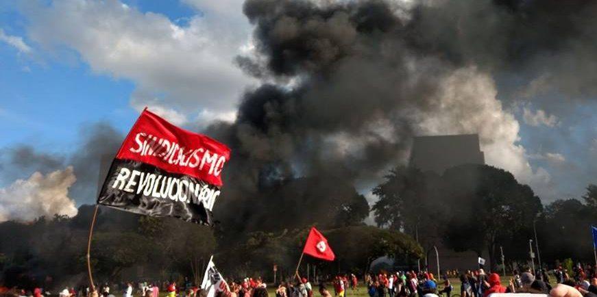 Por que a classe trabalhadora brasileira precisa de uma Federação Sindicalista Revolucionária?