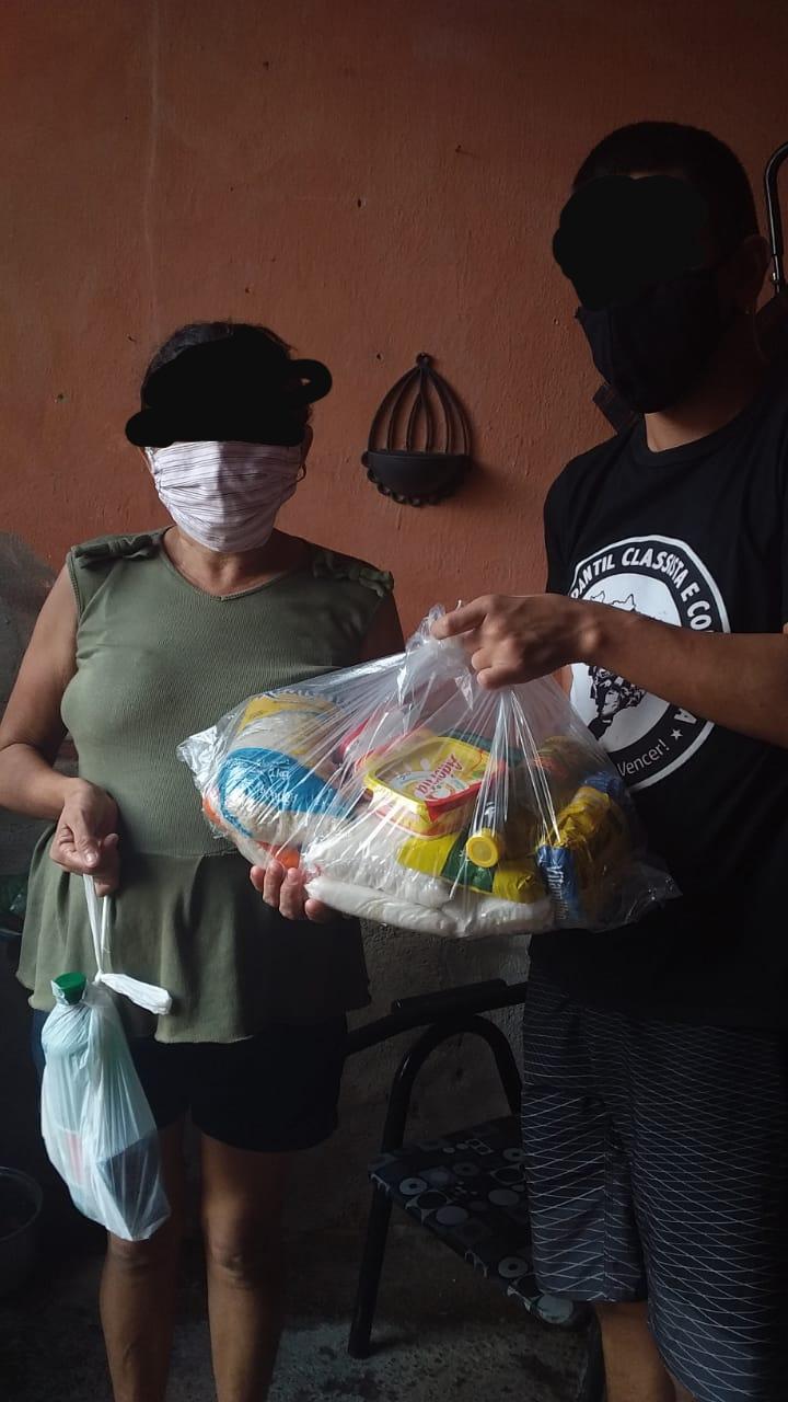 Campanha de solidariedade e apoio mútuo em Baturité-CE