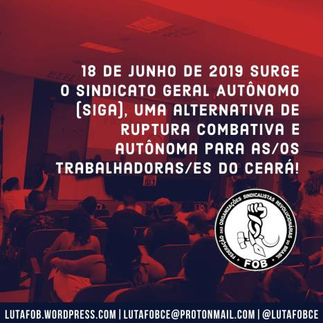 ESTATUTO DO SIGA – CE