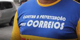Entrevista com trabalhador dos Correios em greve