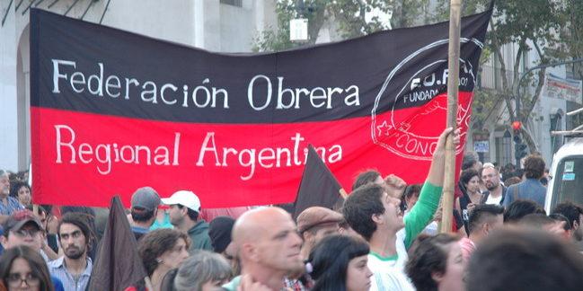 História recente e atualidade sindical da FORA (Argentina)