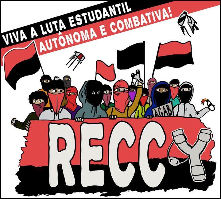 Fundação da RECC – São Paulo: avante juventude combativa