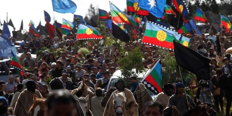 Pela liberdade dos presos políticos Mapuche: avante a digna revolta dos povos!