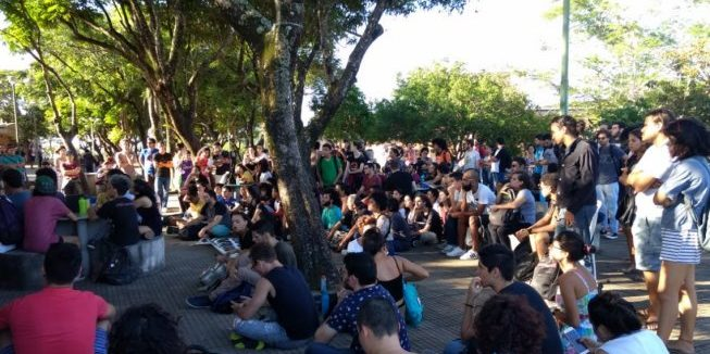Radicalizar nas lutas: toda solidariedade à rebeldia estudantil no Rio Grande do Norte