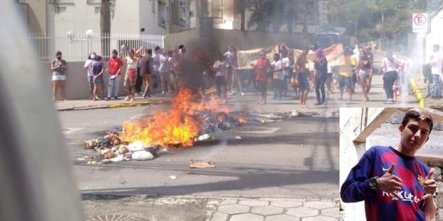 Morte no Quilombo (SC): A Polícia mata, a Mídia mente e a Justiça se omite