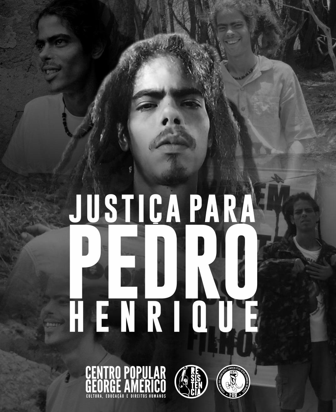 Entrevista com Ana Maria, Mãe de Pedro Henrique, ativista baiano assassinado há 2 anos por Policiais Militares