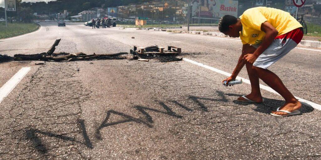 SIGA-SC | Nota de solidariedade à família de Naninho