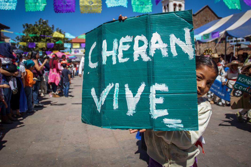 México | Cherán K´eri completa 10 anos de autogoverno e exemplo para os povos